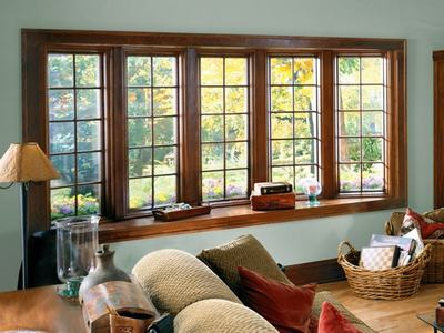 Colonial Bay Windows Interior View Bay Window Designs For Homes
