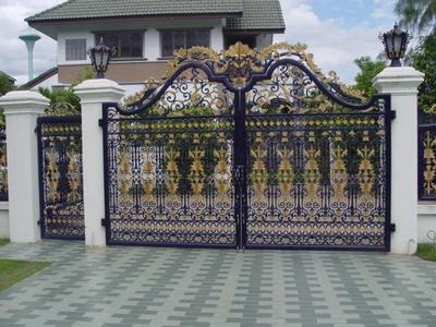 Front Gate House New Home Designs Latest Modern Homes Main Inside House  Entrance Gate Design Iron