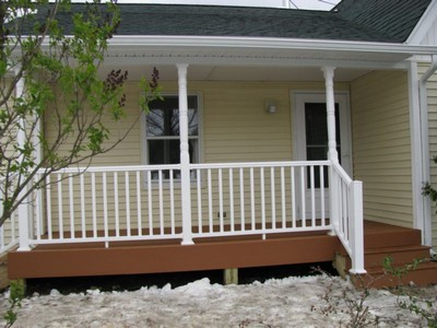 Front Porch Railings Ideas Also Enhance The Outdoor Space With Outdoor  Porch Railing Ideas Porch Fence