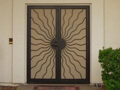 Iron Grill Door Designs Safety Door Images Adam Haiqa L Safety Grill Doors  For Terrace Safety