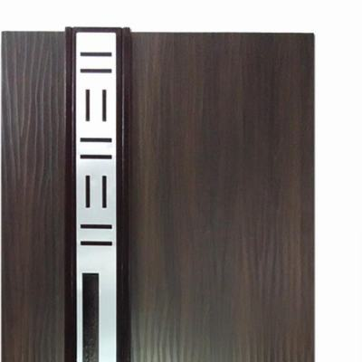 Wardrobe doors designs sunmica door design ideas for Door design sunmica