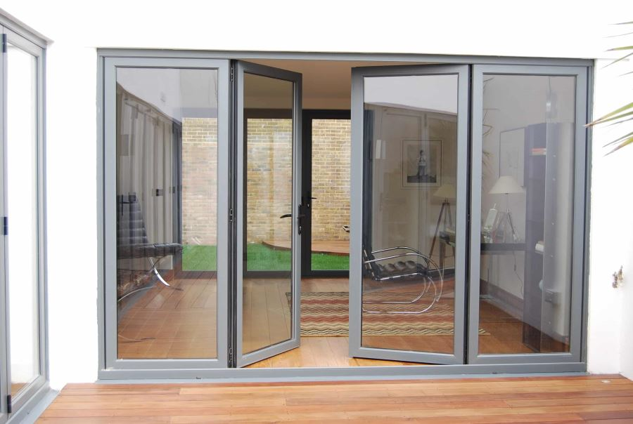 French doors with fixed side windows.html
