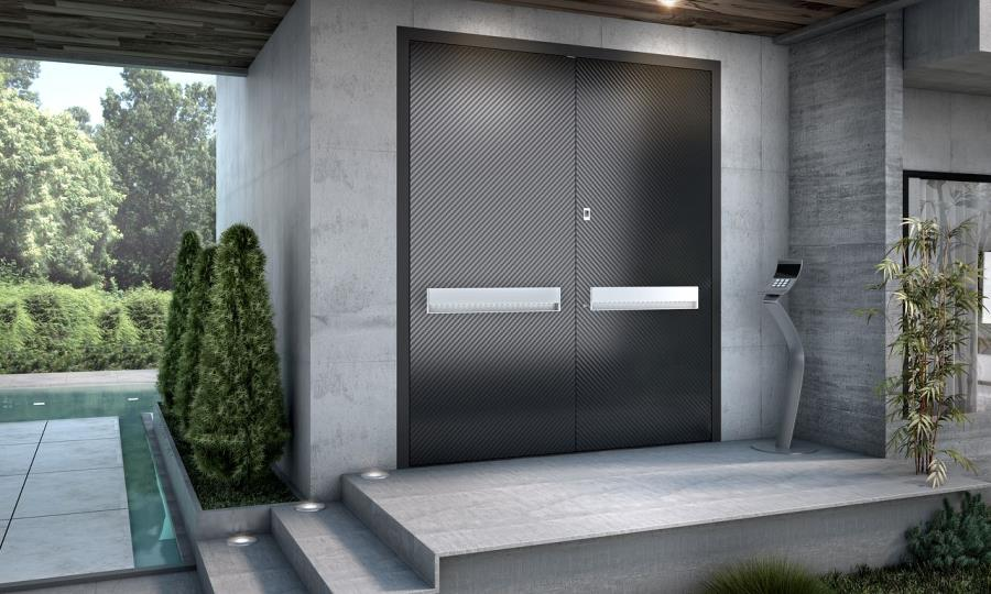 Zen Carbon lifestyleweb entrance door design images.html