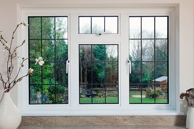 45 Latest Aluminium Window Designs Pictures With Grill For Homes In India