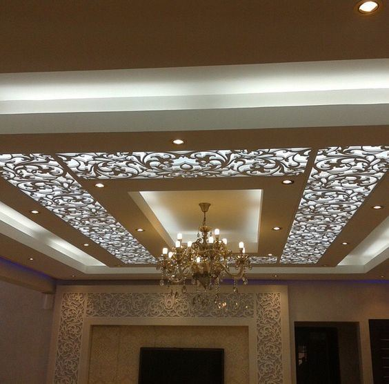 91 Pop False Ceiling Design For Bedroom Hall Living Room