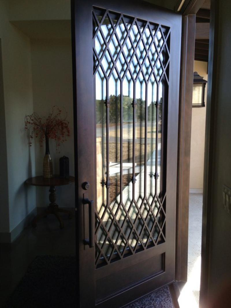 contemporary entry iron gate designs for main door iron design iron door.html