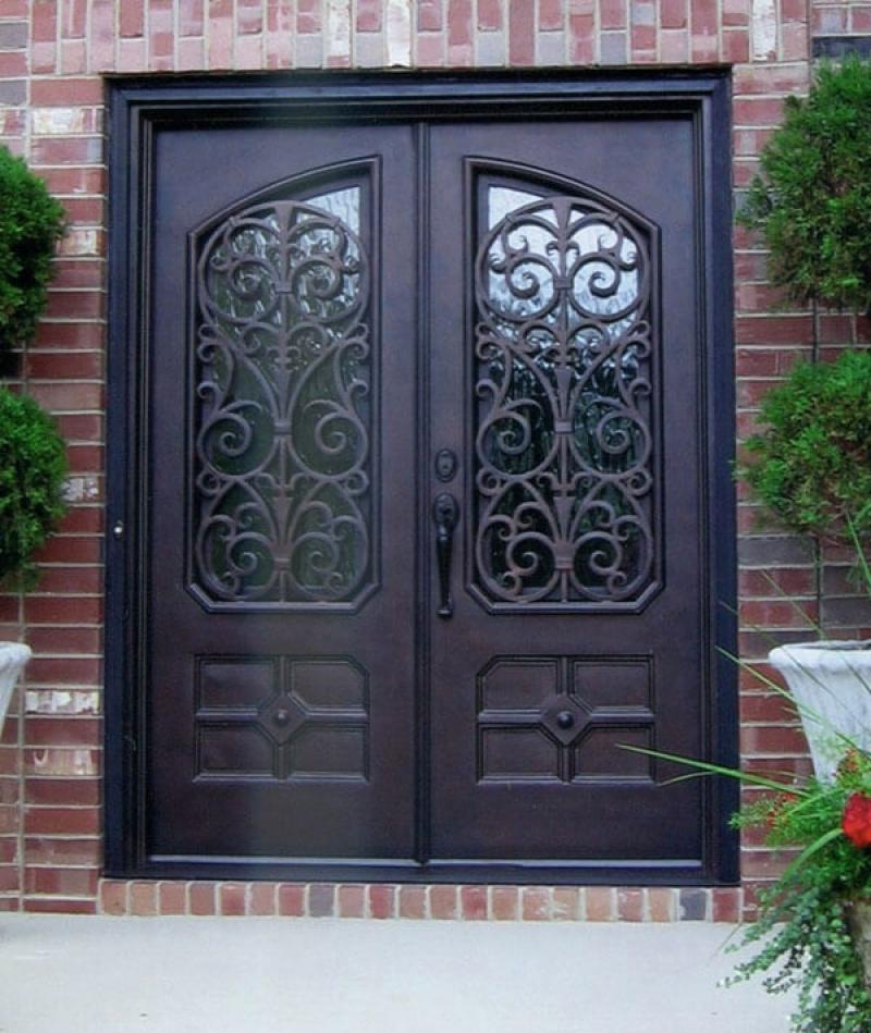 drk copper door design iron steel door designs iron door.html