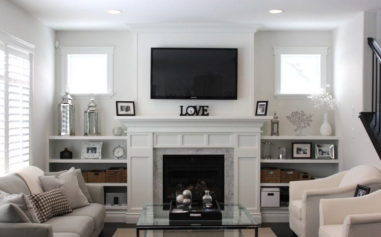 49 Lcd Tv Unit Cabinet Amp Wall Design Ideas For Living