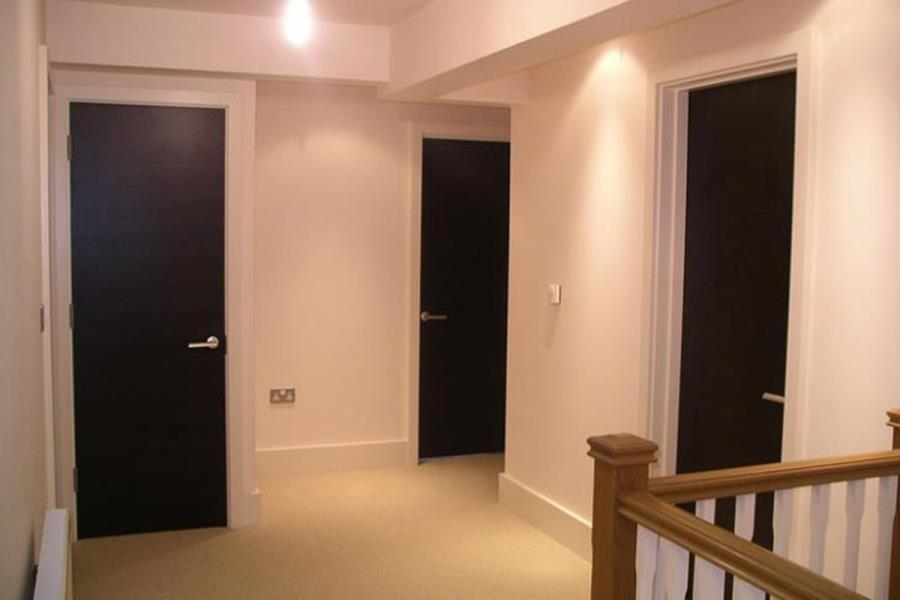 flush door designs with glass mica.html