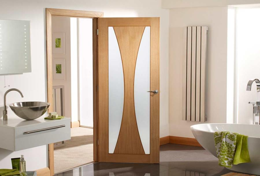 87+ Modern Aluminium & Pvc Bathroom Door Design & Styles ...
