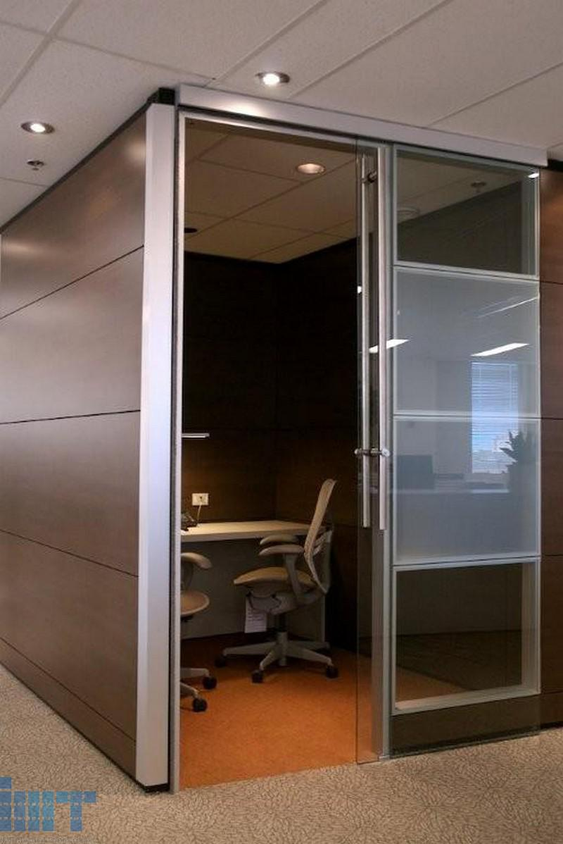 89 modern main front office door designs of glass wood for Sliding glass wall doors