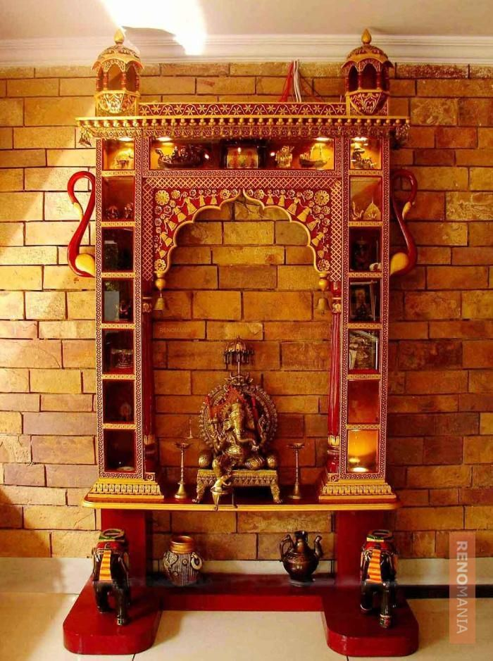 67 Simple Pooja Room Temple Designs Styles For Small Home