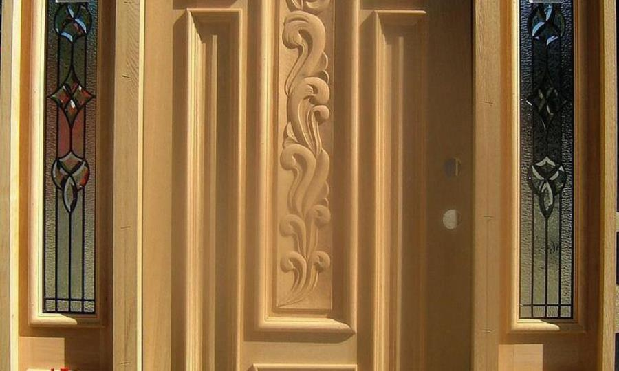 93 Modern Interior Main Door Designs Of Glass Amp Wood For Home