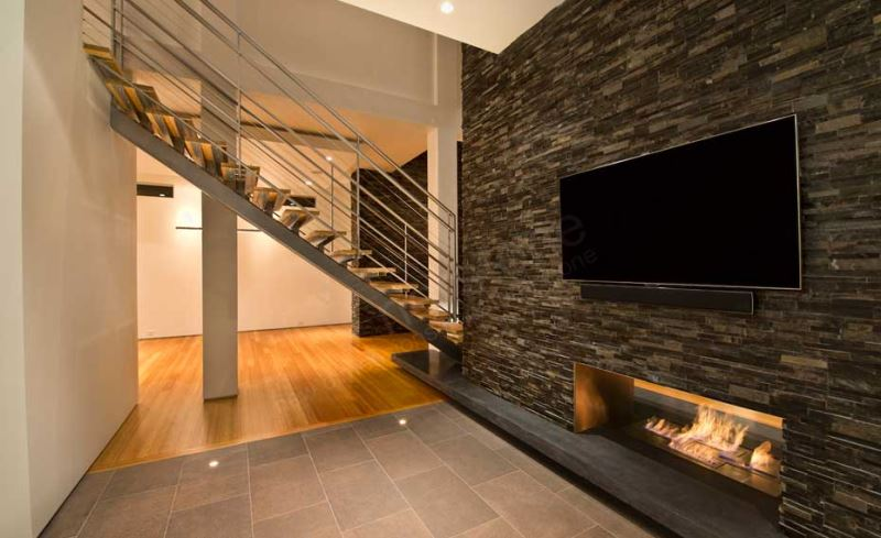 interior ledgestone fireplace marble wall cladding designs.html