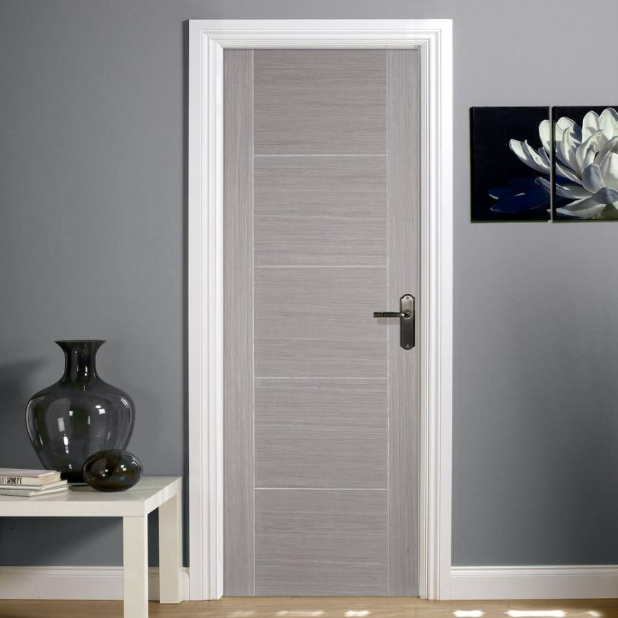 91 Modern Bedroom Door Designs In Wood With Glass For