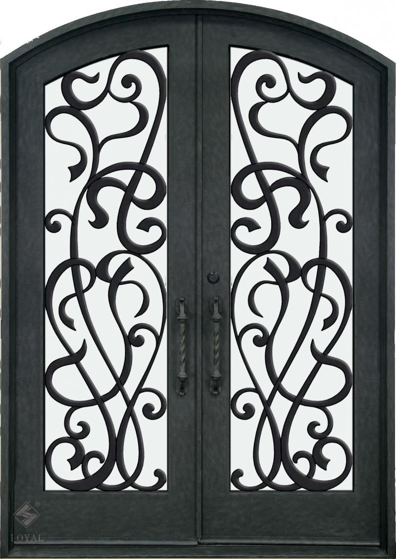 iron front door design metal door gate design single front door designs iron door.html