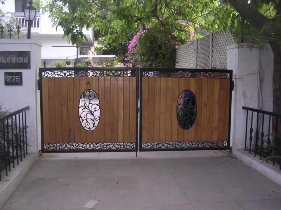 Iron Gate Designs For Homes Iron Hot Simple Gate Designs For Within Wooden Gate  Designs For
