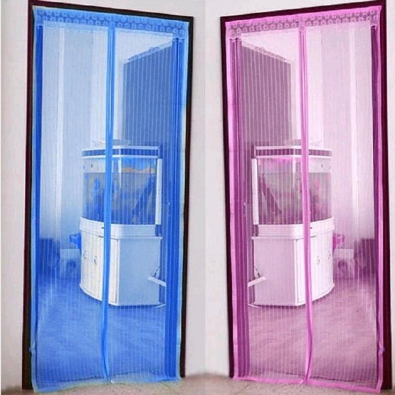 magic mosquito net screen curtain summer anti mosquito door mesh magnetic soft insect fly bug mesh door design net screen door designs net door.html