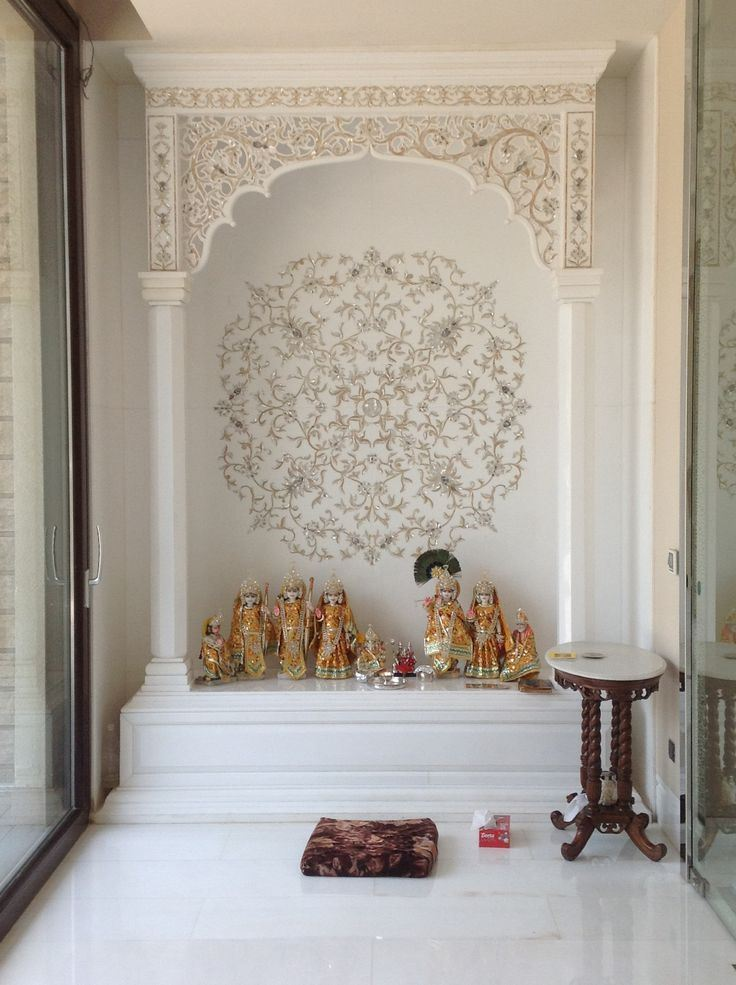 67+ Simple Pooja Room/Temple Designs & Styles for Small Home