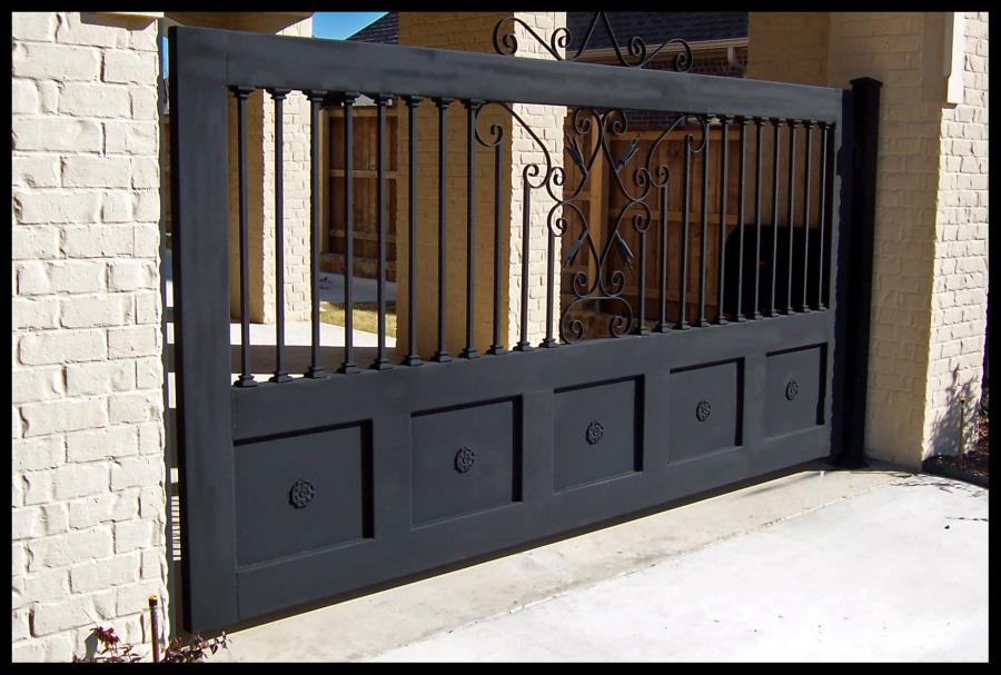 All About Wrought Iron Gate Design For Bto And Resale Flat Doors