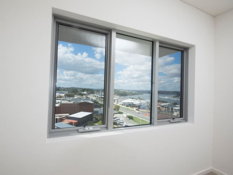 45 Latest Aluminium Window Designs Pictures With Grill