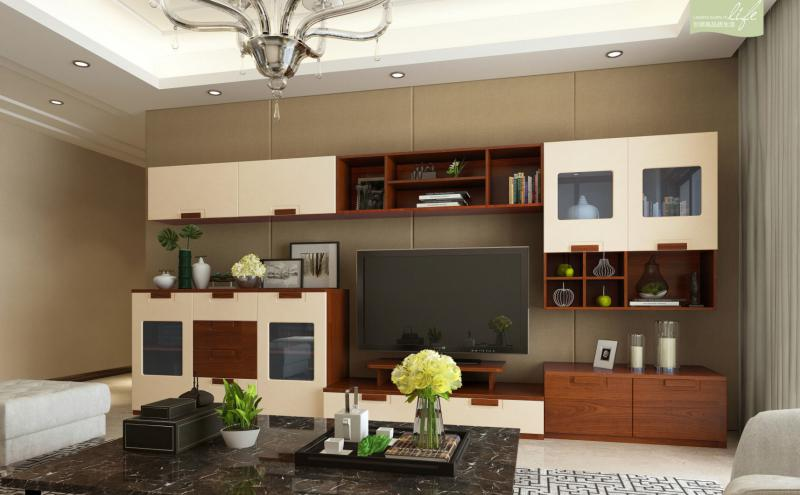 Modern Design Tv Cabinet For Living Room Furniture V T Led Cabinet Design