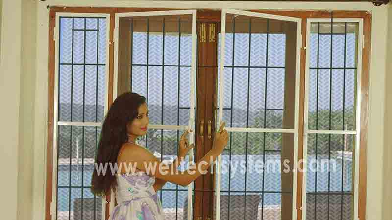 57 Wooden Amp Aluminum Net Screen Front Door Designs