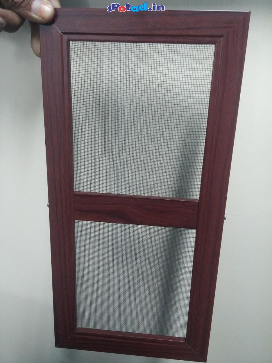 netlon mosquito net ss net windows doors dealers in chennai virugambakkam alwarthirunagar iron net door design & 57+ Wooden u0026 Aluminum Net/Screen Front Door Designs u0026 Ideas for ...