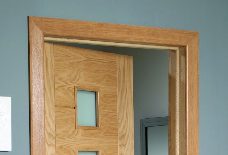47 Latest Door Frame Designs Wooden Aluminium For Modern Homes