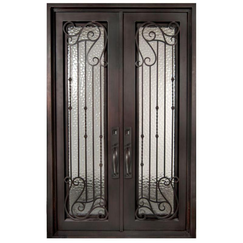 oil rubbed bronze iron doors unlimited doors with glass ialslw single iron gate design steel main door designs iron door.html