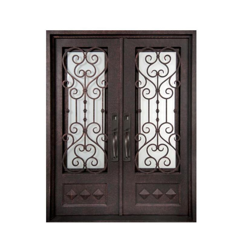 oil rubbed bronze iron doors unlimited doors with glass ivlsls double door iron gate design modern iron gate designs iron door.html