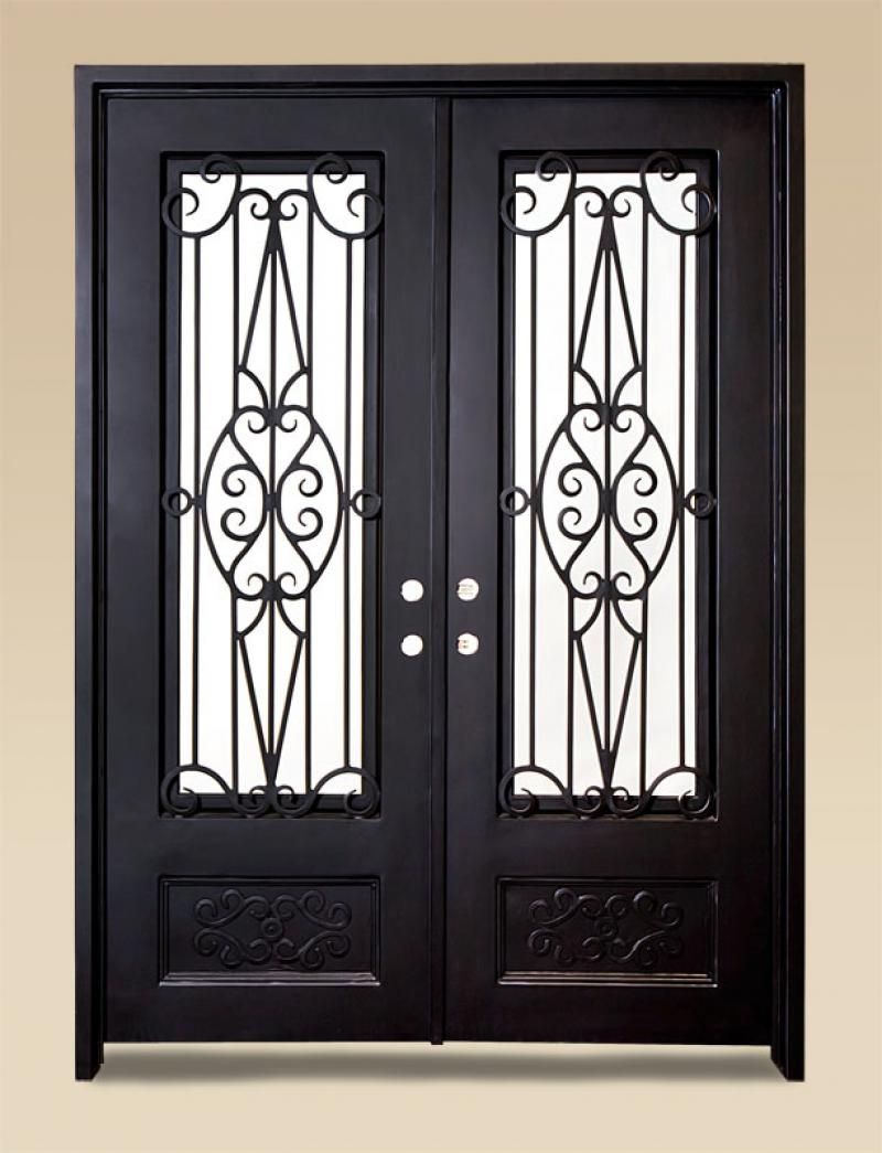 71 Latest Iron Front Main Single Safety Door Design For