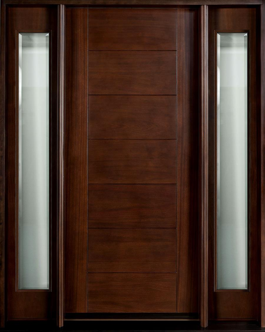Main Door Design Door Design Modern Wood: 41+ Modern Wooden Main Panel Door Designs For Houses