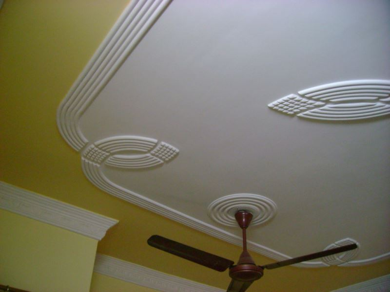 91+ Pop/False Ceiling Design for Bedroom Hall & Living Room
