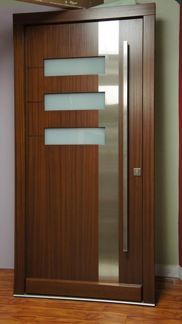 67 plywood main door design style with price for indian - Modern front door designs ...
