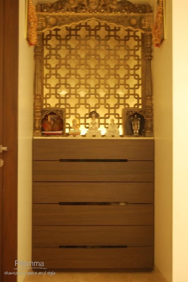 11 Best Pooja Unit Images On Pinterest: 67+ Simple Pooja Room/Temple Designs & Styles For Small Home