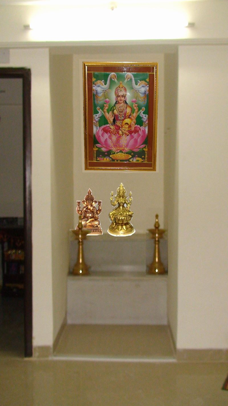Latest Pooja Room Door Designs 2013: 67+ Simple Pooja Room/Temple Designs & Styles For Small Home