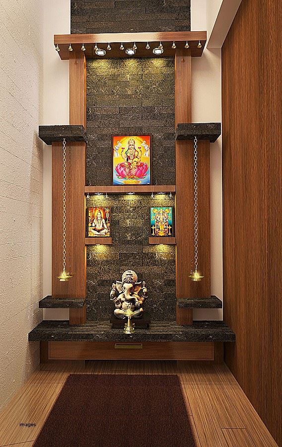 Pooja Room Designs For Flats: 95+ Single & Double Wooden Door Designs For Indian Homes