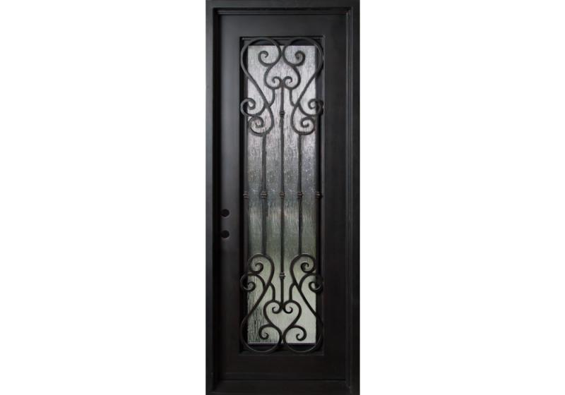 redondo iron steel door designs steel single door design iron door.html