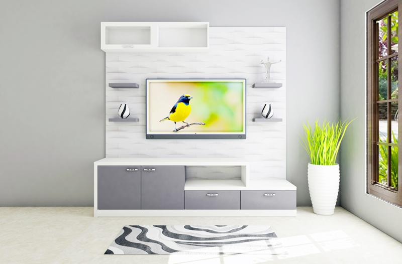 Modern Tv Unit Design Ideas: 49+ Lcd/Tv Unit Cabinet & Wall Design Ideas For Living
