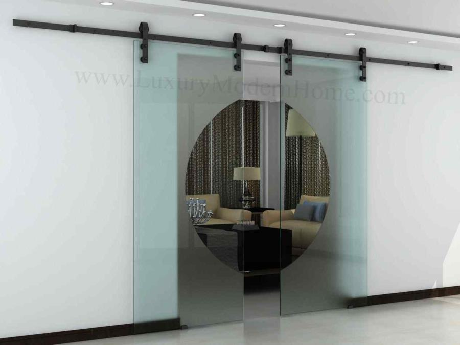sliding door for open home office design with portfolio items archive portfolio Glass Sliding Door items archive pretty design sliding glass doors modern office door design.html