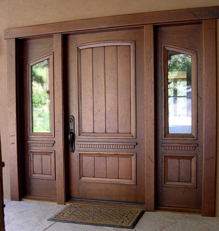 Genial Stylish Entrance Wooden Door Designs 17 Best Ideas About Wooden Main Door  Design On Pinterest Wooden