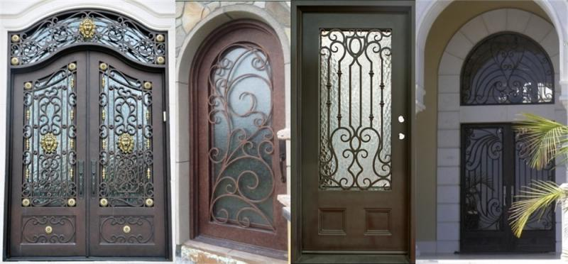main door design photos india iron  | 960 x 960