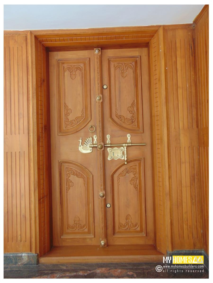 91 Teak Wood Main Door Carving Designs For Houses In Kerala India