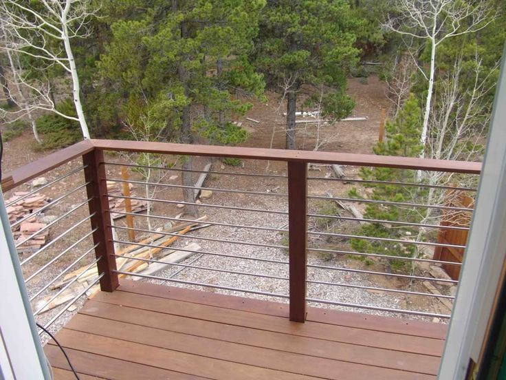 57 creative deck railing fencing design ideas for roof outdoors