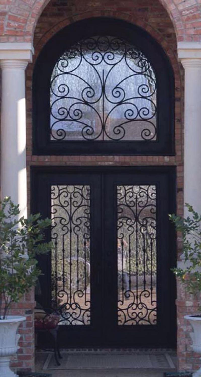 71 latest iron front main single safety door design for house