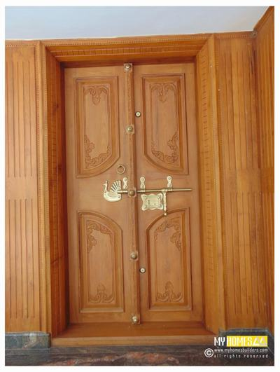 teak wood main door frame designs modern main door designs for home new idea for homes & 99+ Latest Single Main Door Designs for Home Flat Bungalow \u0026 Office ...